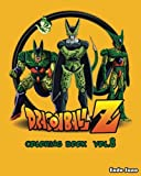 Dragonball Z Coloring Book: 8