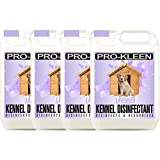 20L of Pro-Kleen High Concentration 2-in-1 Kennel Cleaner Disinfectant & Deodoriser | Lavender Fragrance Pack | Used by Vets, Kennels and Catteries | Deeply Cleans & Disinfects | Helps to Control Many Diseases