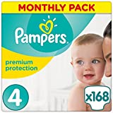 Pampers Premium Monthly Box S4 168 pcs