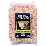 Sources à Salt sel de l'Himalaya Grosso 1 kg