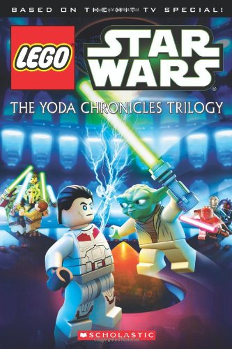 Lego Star Wars: The Yoda Chronicles Trilogy (Lego Star Wars Chapter Books)