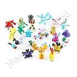 24pcs Pokemon Mini Figure Random Toys Action Figure Party Bag Fillers Buy From New Celebration - New Celebration Ltd - amazon.co.uk