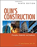 Olin′s Construction: Principles, Materials, and Methods