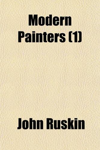 Modern Painters (Volume 1)