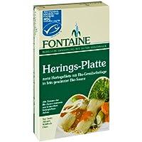 Fontaine Harengs cuisinés - Lot de 3