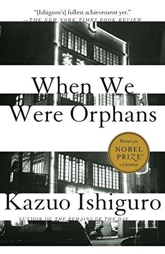 When We Were Orphans (Vintage International)