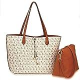 Best Handbag Designers - LeahWard Women's 2 IN 1 Shoulder Bag With Review