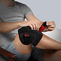 Knee Support Moxibustion Erhitzt Kniemassage Elektrische Schutz Gegen Rheuma Arthritis Knieschmerzen Einstellbare... preisvergleich bei billige-tabletten.eu