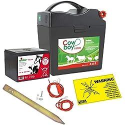 Eider 10045-500 Cowboy B 5000 + Batterie alcaline 75 Ah