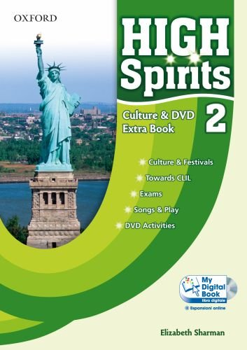 High spirits 2 Culture extra book