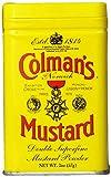 Colmans BG11658 Colmans Mustard Dry - 12x2OZ by Colman