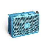 Mini Enceinte Bluetooth Portable DOSS Genie, Haut Parleur avec Autonomie de 8H, sans Fil, Mains-Libres, Port Aux, USB et Micro SD, Compatible avec Téléphone Android iOS et Tablettes, Bleu foncé