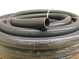 Flex fit Impression de tuyau de verstaerkt iso3994, 12m, d 63x 4,00mm Tuyau PVC adhésive Flexible Flex Tuyau PVC Flex Tuyau