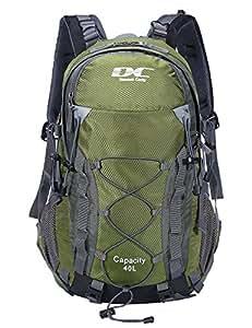 Diamond Candy rampicante d'escursione esterno in bicicletta impermeabile 40L zaino unisex alta capacità Daypacks borsa da viaggio sacchetto di alpinismoregolabilezaino trekking pieghevole.