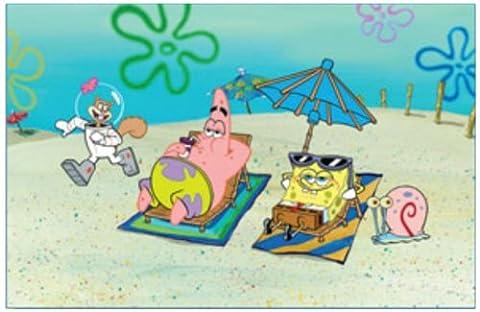 PennPlax Sponge Bob Aquarium