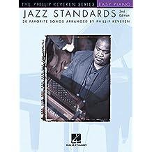 Phillip Keveren Series Easy Piano Solos Jazz Standards