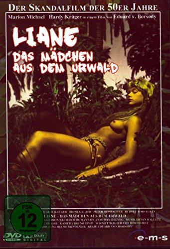 Liane, das Mädchen aus dem Urwald - Mädchen Aufgeblasen