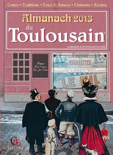 Almanach du Toulousain 2013 par Collectif