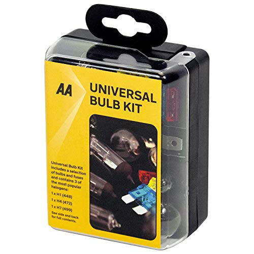 AA Kit compact d'ampoules universelles \