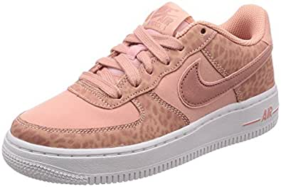 23ff530966 Image Unavailable. Image not available for. Colour: NIKE Unisex Kids' Air  Force 1 Lv8 ...