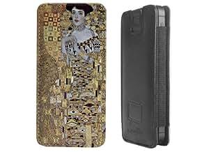 """Design Smartphone Tasche / Pouch für iPhone 5s - """"Adele Bloch Bauer"""" von Gustav Klimt"""