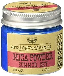 Prima Marketing finnabair Art Ingrédients Mica Poudre 0,6oz-summer ciel