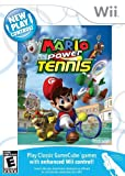Mario Power Tennis WII- New Play Control