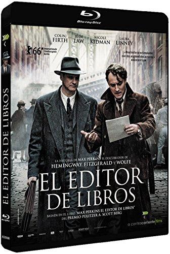 El editor de libros [Blu-ray]