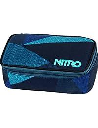 Nitro Federmäppchen Pencil Case XL inkl. Geodreieck