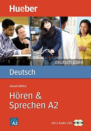Hören & Sprechen A2: Buch mit 2 Audio-CDs