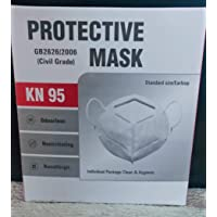 Uniglobal KN95 Mask PN 2.5 with 95% Filtration