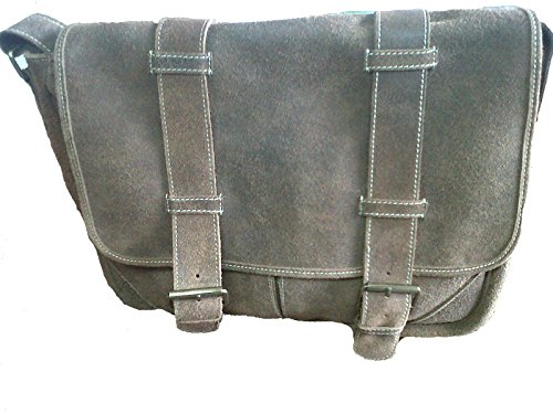 david-king-co-double-strap-messenger-gray-one-size