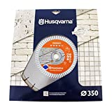 Husqvarna Diamanttrennscheibe GS50(S)+ / 350 mm | passend für TS300E Steintrennsäge