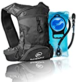 Best Camel Pack Backpack Women - InnerFit Hydration Backpack with 1.5L Water Bladder, Durable Review
