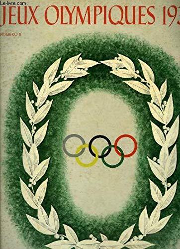 Jeux Olympiques 1936, n°8 : Jeux Equestres - Une Fête sportive il y a 3000 ans - Histoire des J.O. d'Hiver par COLLECTIF