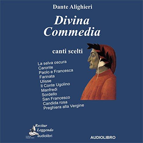 Divina Commedia  Audiolibri