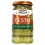 Sacla' Classic Basil Pesto 290g