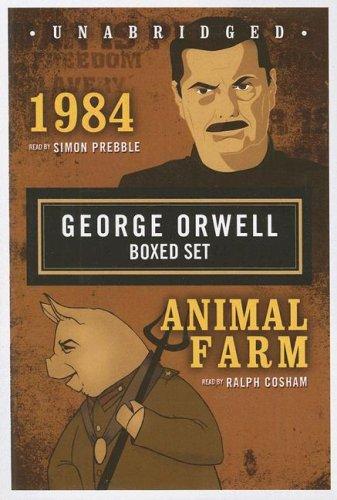 George Orwell Boxed Set: 1984/Animal Farm