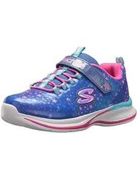 Skechers Jumpin'Jams-Cosmic Cutie, Zapatillas para Niñas
