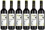 BIOrebe Dornfelder Rotwein Qualitätswein 2016 (6 x 0.75 l)