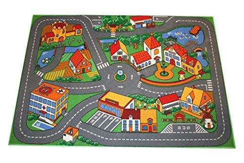 *Associated Weavers Spielteppich Stadt 95 x 133 cm*