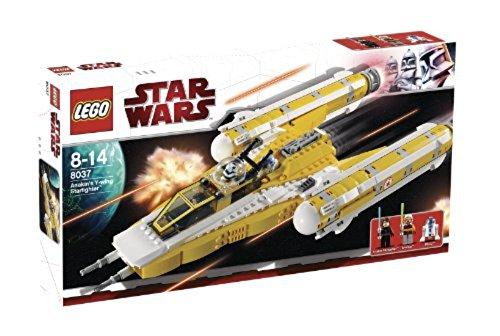 LEGO Star Wars 8037 - Anakin's Y-Wing Starfighter