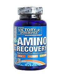 Weider Amino Recovery, Amino Acids, 120Capsules)