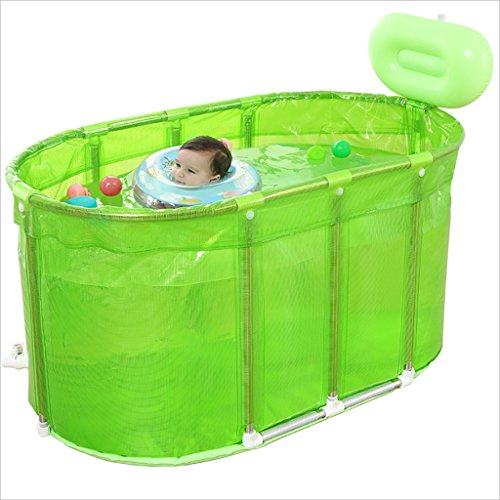 ahl-Stent-Baby-Swimmingpool-Zwillinge Baby-Swimmingpool-Swimmingpool (110 * 60 * 60cm) ()