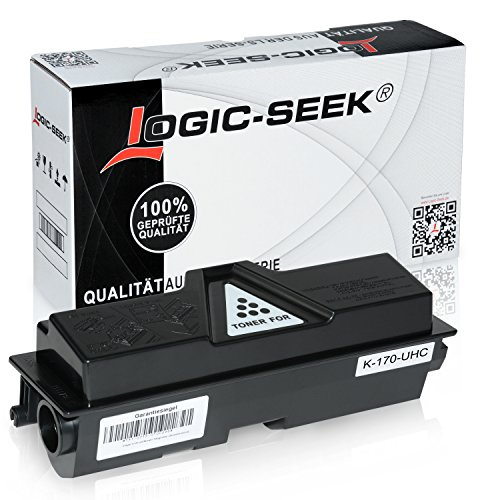 Preisvergleich Produktbild Logic-Seek Toner für Kyocera TK170 1T02LZ0NL0, 14000 Seiten, schwarz