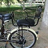 SZPDD Fahrrad Elektrofahrrad Hinten Kindersitz Mountainbike Fahrrad Baby Kindersitz mit hoher Barriere