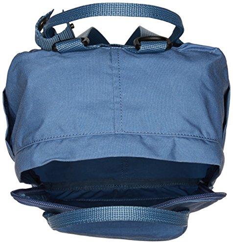 Fjällräven Alltagsrucksack Kånken Mini, Borsa tote donna Giallo Giallo caldo 29 cm blau, blau