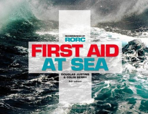 First Aid at Sea by Colin Berry;Douglas Justins(2012-07-19)