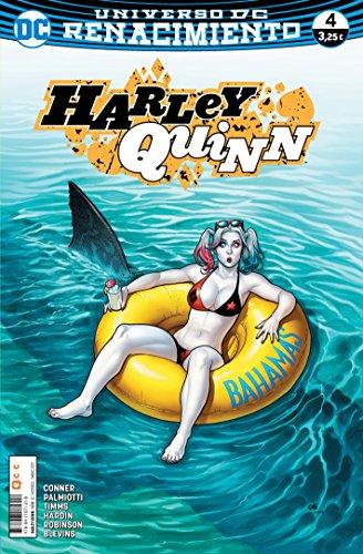 Portada del libro HARLEY QUINN 4