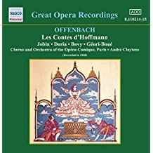 Offenbach: Tales of Hoffmann (The) (Opera-Comique) (1948)